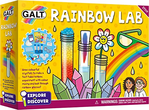 Galt 1004864 Rainbow Lab,Science Kit