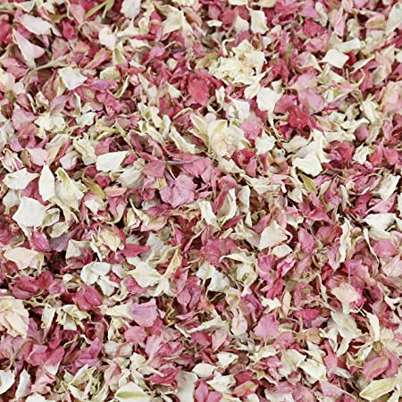 Send Off Dried Flowers 45-90 GUESTS  RUSH Dry flower confetti Eco Friendly Confetti and wedding exit Wild Flowers Biodegradable