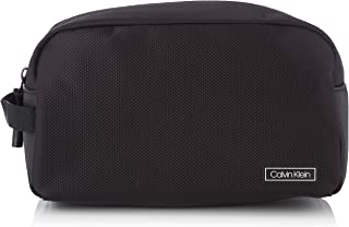 Calvin Klein Pro Wash Bag, Black, 26 cm, K50K505285