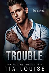 Trouble: An enemies-to-lovers, billionaire boss romance (stand-alone) Kindle Edition