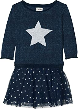 Hatley Kids - Twilight Drop Waist Dress (Toddler/Little Kids/Big Kids)