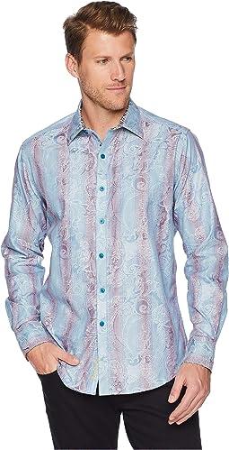 Patel Long Sleeve Woven Shirt