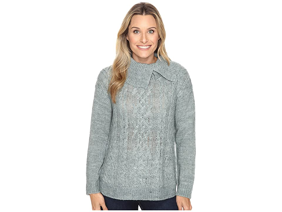 Royal Robbins Ahwahnee Turtleneck (Silver Pine) Women