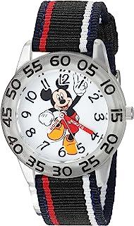Disney Reloj Niños de Cuarzo analógico con Correa en Nailon WDS000517