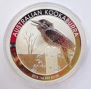 2016 coins australia