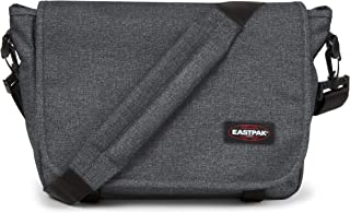 EASTPAK Jr Umhängetasche, 33 cm, 11,5 L, Grau Black Denim