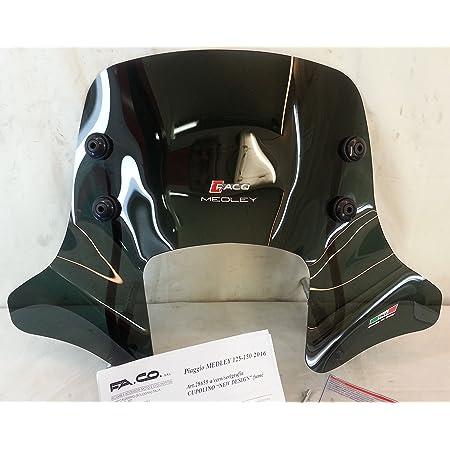 Medley 125 150 2016 Cupolino Fumé Auto