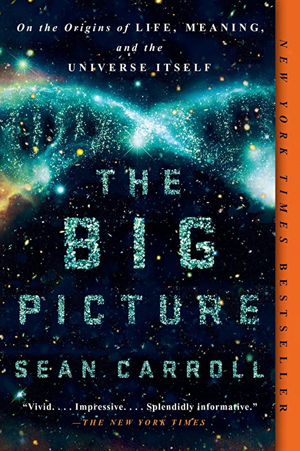 冊子厳しいサーマルThe Big Picture: On the Origins of Life, Meaning, and the Universe Itself