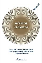 Hábitos atómicos (Spanish Edition) Kindle Edition