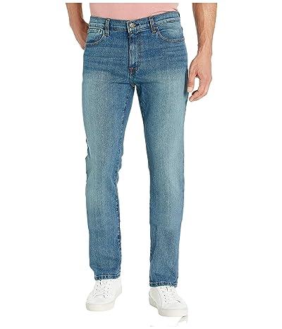 Tommy Hilfiger Denim Straight Fit Jeans in Medium Authentic/Wash Men