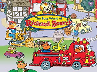 El mondo fantastico de Richard Scarry - Season 5