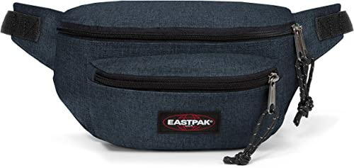 Eastpak Doggy Bag Sac Banane, 27 cm, 3 L, Bleu (Triple Denim )