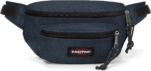 Eastpak Doggy Bag Sac Banane, 27 cm, 3 L, Bleu (Triple Denim)