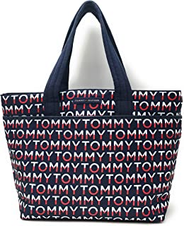 Tommy Hilfiger Nylon Tote Purse - Wrap Around Logo