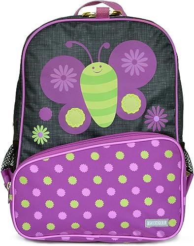 new arrival JJ Cole new arrival Toddler Backpack for Kids, online Butterfly online sale