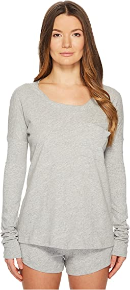 Maison Du Soir - Edith Long Sleeve Top