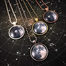 your birth moon necklace