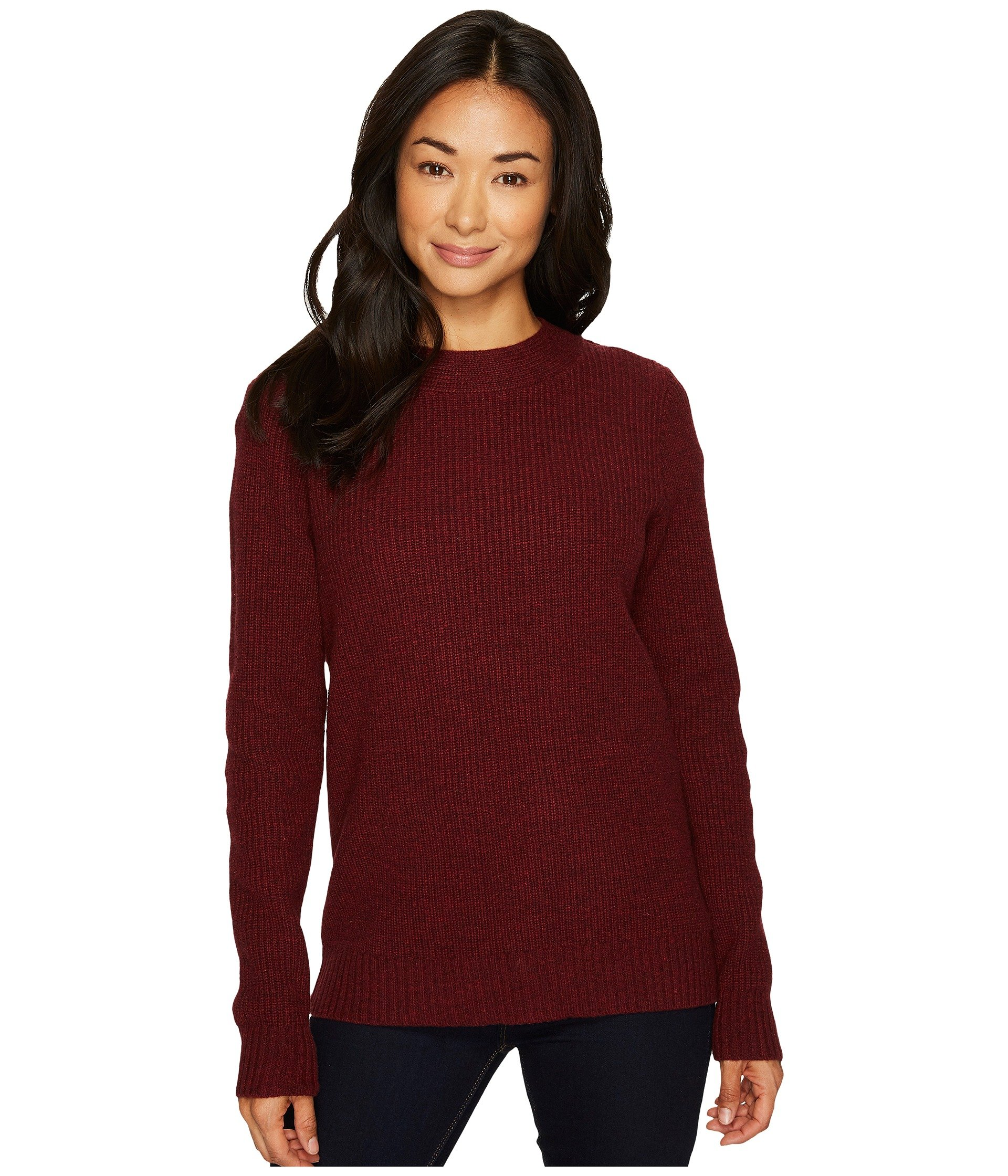 Pendleton RIBBED LAMBSWOOL PULLOVER