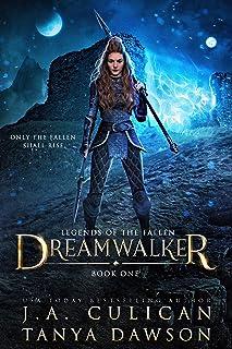 Dreamwalker: A Fantasy Prison Series (Legends of the Fallen Book 1)