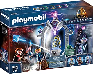 PLAYMOBIL Novelmore Temple of Time with Wizard Playset