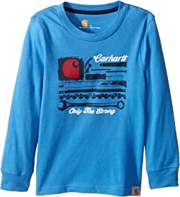 Carhartt Kids - Carhartt Strong Tee (Little Kids)