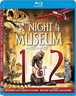 Night at the Museum 1 & 2 [Blu-ray] [Import]