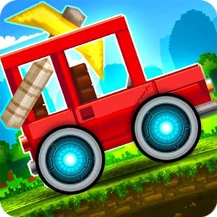 Mine, Craft & Drive Block Building Game GOLD:Tourlombok-piranti