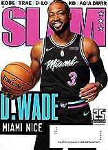 SLAM Magazine May June 2019 D WADE MIAMI NICE, Dwayne Wade Cover, Kobe, Trae, D-lo, KD, Asia Durr
