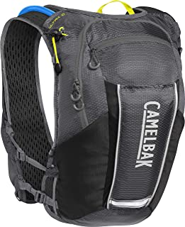 CamelBak Ultra 10 Running Hydration Vest - 3D Micro Mesh - 10 Liters of Storage - Dual Adjustable Sternum Straps - Secure Phone Pocket - 68 OunceClick to see price