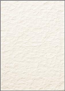 SIGEL DP244 Papier à lettres, 21 x 29,7 cm, 200g/m², Papyrus, gris, 50 feuilles