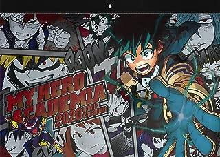 My Hero Academia Comic Calendar 2020