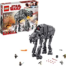 LEGO Star Wars Episode VIII First Order Heavy Assault Walker 75189 Building Kit (1,376 Pieces)