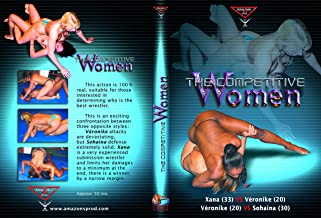 French women's Wrestling - THE COMPETITIVE WOMEN Amazon's Prod
