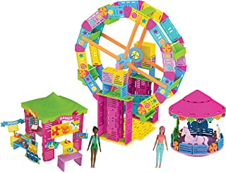 Roominate Cotton Candy Carnival