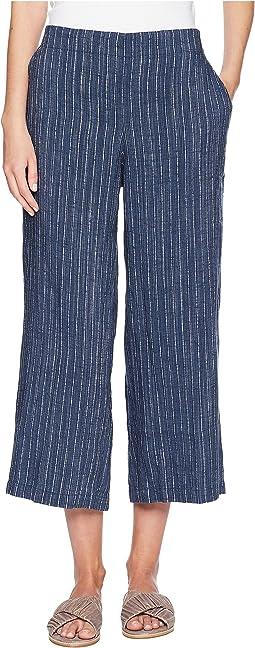 Wide Cropped Leg Pants