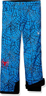 Spyder Active Sports Boy's Marvel Scuff Guards Hero Pants