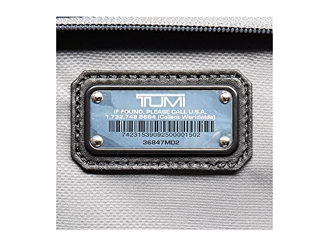 el Negro mate grados Tumi para todo mundo aluminio de de de 19 embalaje Estuche ZTvqwU7