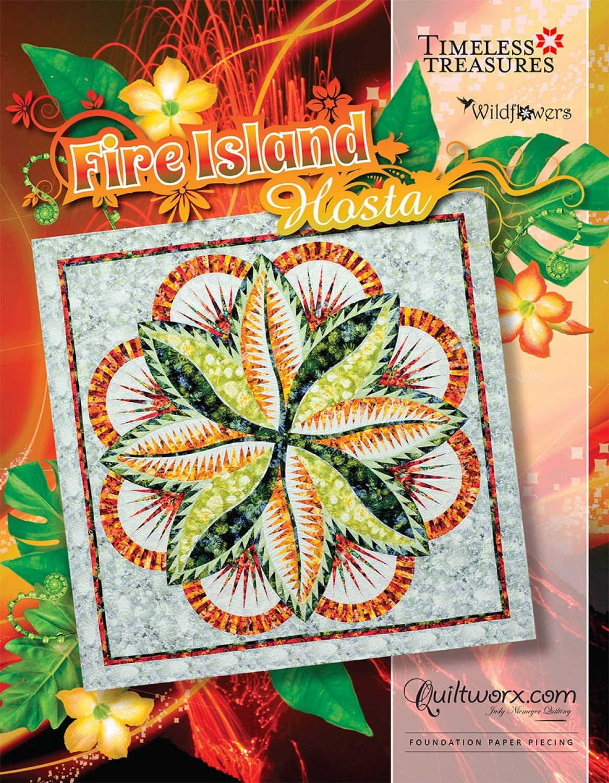 Fire Island Hosta All items free shipping Foundation El Paso Mall Paper Queen Piece Judy Niemeyer Qui