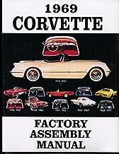 1969 Corvette Factory Assembly Manual