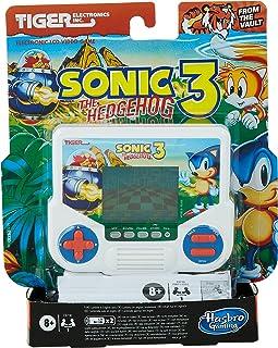 Hasbro Sonic the Hedgehog 3, Electronisch LCD Videospel, 4.1 x 19.1 x 22.9 cm