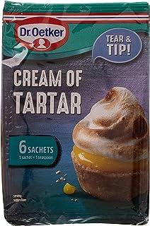 Dr. Oetker Cream of Tartar Sachets - 6 Sachets 5 grams each