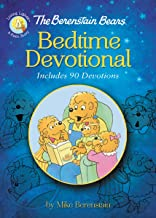 The Berenstain Bears Bedtime Devotional: Includes 90 Devotions (Berenstain Bears/Living Lights)