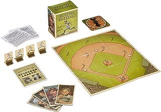 Desktop Baseball: Play Ball! (Miniature Editions)