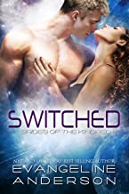 Switched: Brides of the Kindred 17 (Alien Scifi BBW Romance)