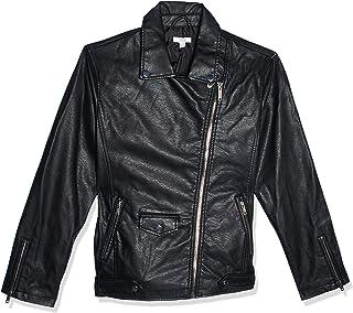 OVS Women's 463243 Jacket, Color:Black, Size: 40 IT