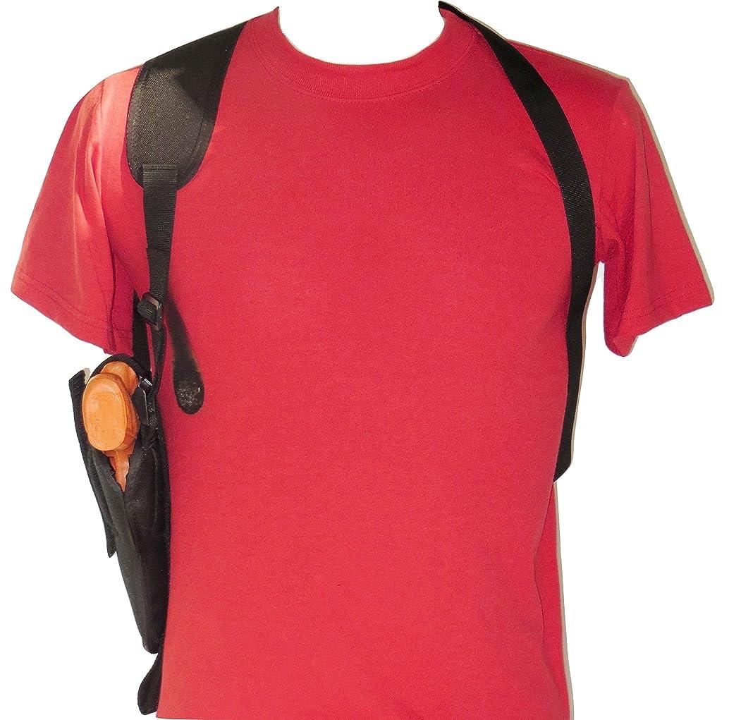 Federal Left Hand Shoulder Holster Vertical Carry for S&W M&P & M&P 2.0 9mm,40,357,45 (Left)