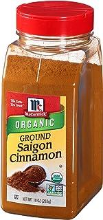 McCormick Organic Ground Saigon Cinnamon, 10 oz