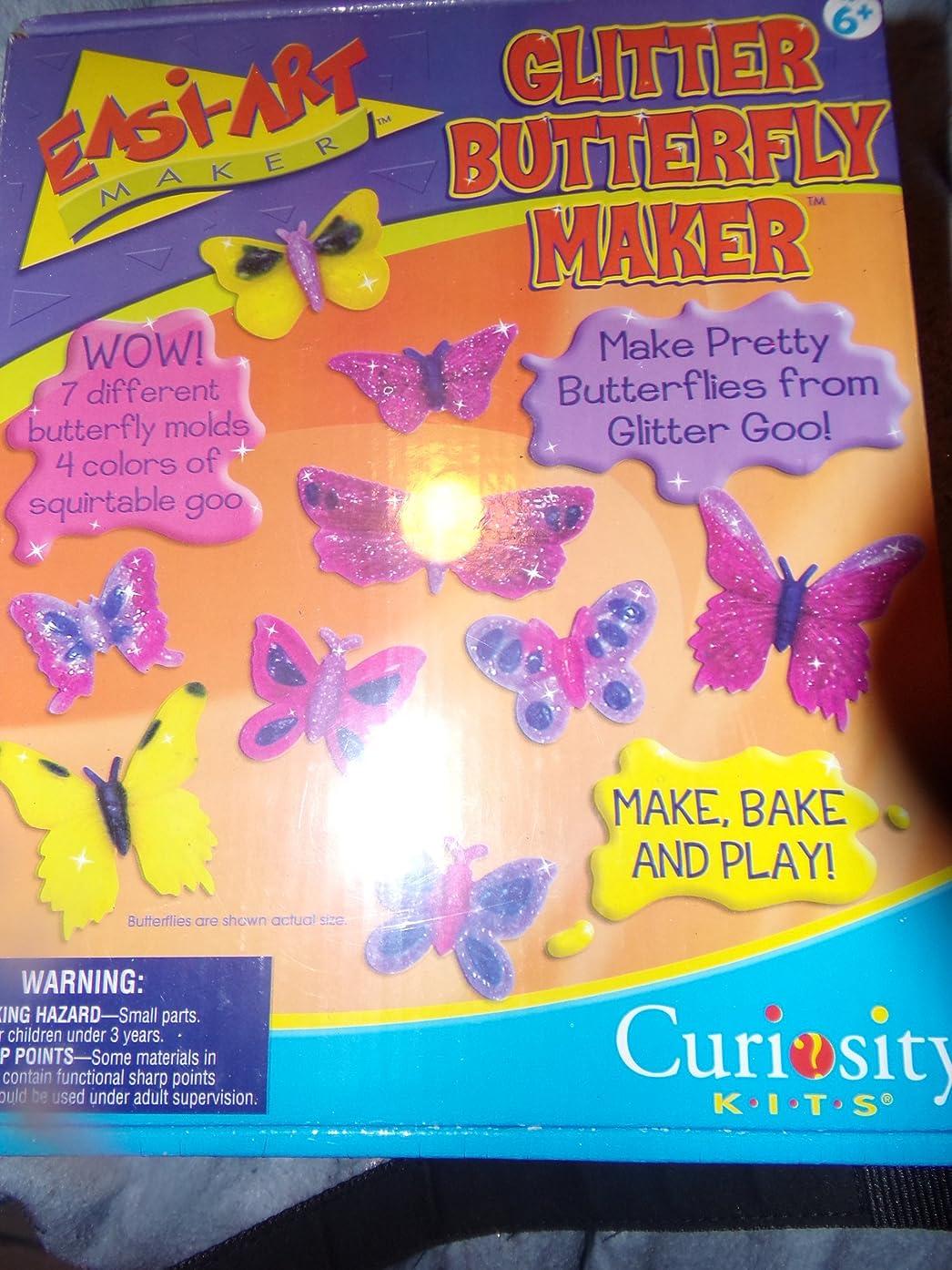 2005 Easi-Art Glitter Butterfly Maker