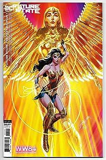 Future State Next Batman #1 Campbell Wonder Woman 1984 Variant (DC, 2021) NM