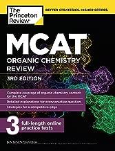 MCAT Organic Chemistry Review, 3rd Edition (Graduate School Test Preparation)